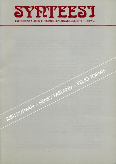 kansi 1984-1-2