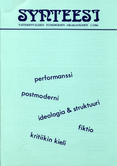 kansi 1986-1