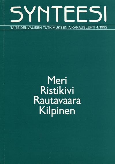 kansi 1992-4